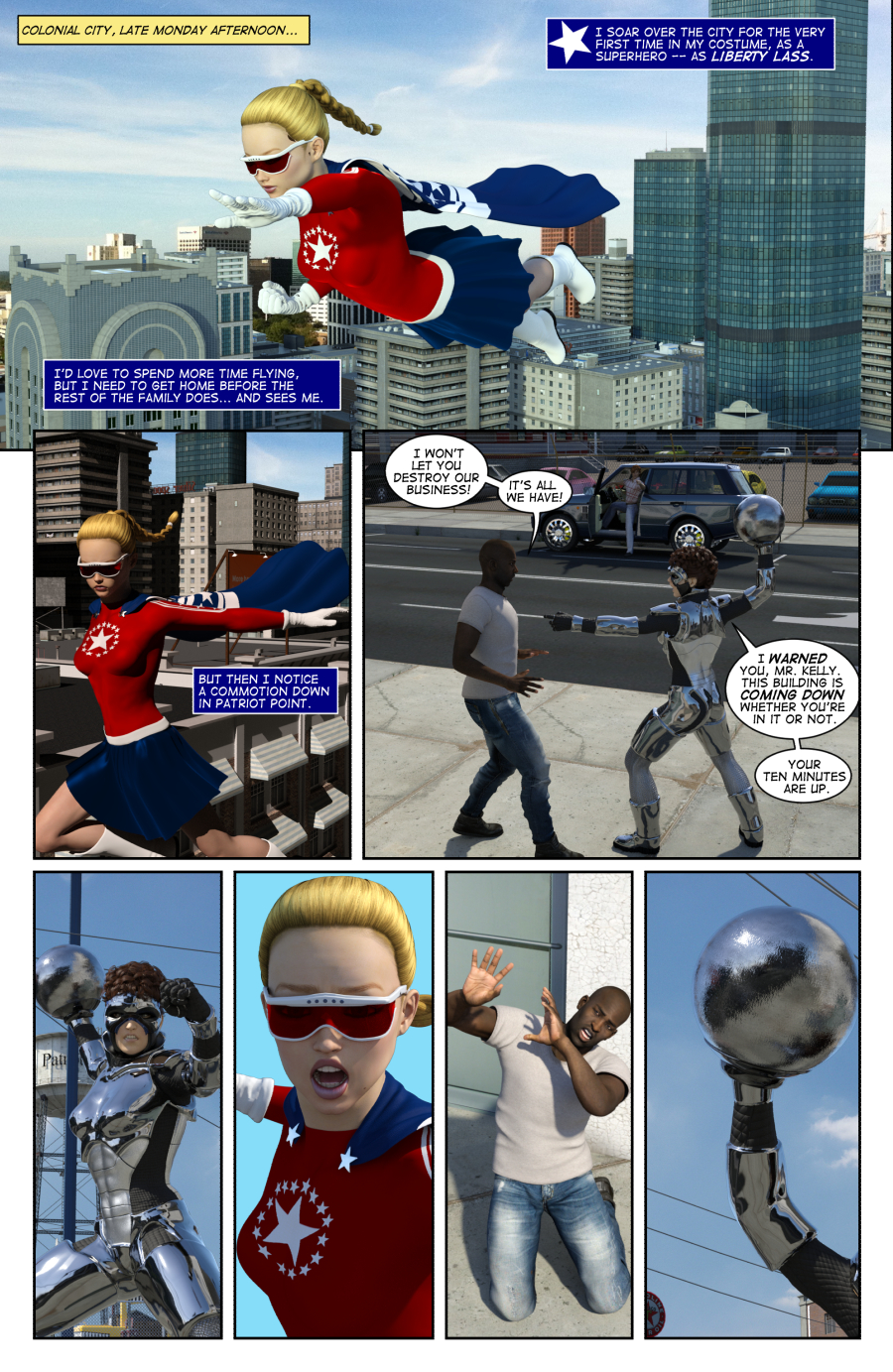 Issue 3 - Page 3