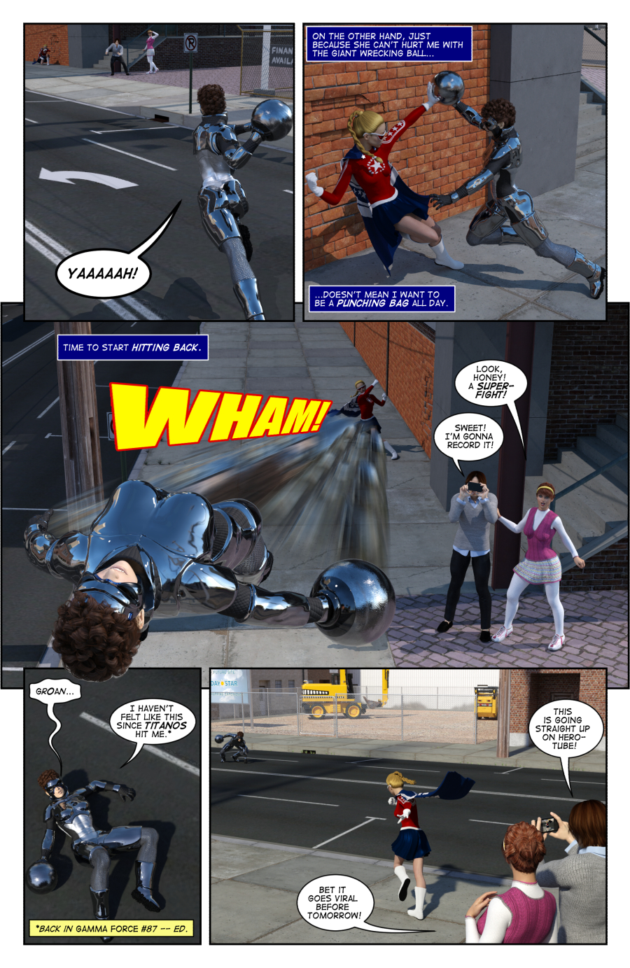 Issue 3 - Page 6